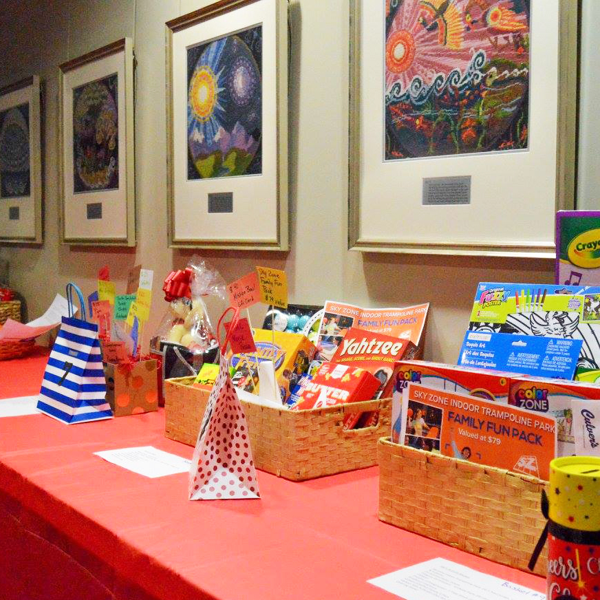 Family Trivia Night and Silent Art Auction