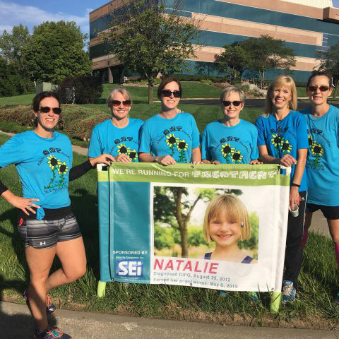 Donate to Natalie's A.R.T. Foundation to bring hope to families battling brain cancer or DIPG